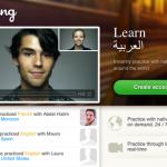 無料ビデオチャットで簡単に外国語が学習できるサービス[verbling.com]