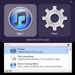 OSX用ランチャーアプリQuicksilverの1.0版登場!