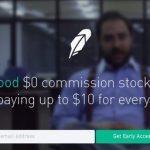 手数料無料で株取引ができるサービス&アプリ登場[Robinhood]