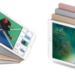 2017 iPad とiPad Pro 9.7インチの比較と今後の予測