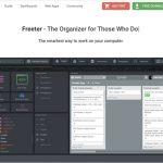 プロジェクトごとに、ファイルやToDo、ノートやWebサービスをまとめられるデスクトップアプリ・「Freeter」