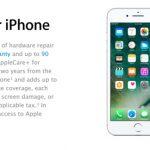 アップル、AppleCare +の購入締め切りをiPhoneの1年間に延長