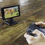 任天堂Switchをプレイしながら充電できるスタンド