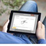 法的に有効なデジタルサインを追加できる iPhone iPad Macで可能なアプリ Eversign