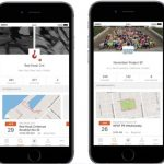 ランナーやサイクリングクラブ用のアプリ Strava