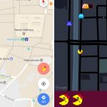 Google mapでパックマンがプレー可能に!