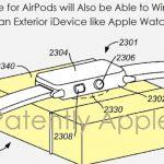 AirPodのケースがiPhone Apple Watchの充電器になる可能性