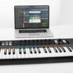 MacとLogic Proに最適なMIDIキーボード