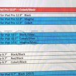 6月にリリース準備された10.5インチのiPad Pro用アーバンアーマーギアプレップケース