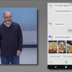 Google Assistantのキーボード入力がついに