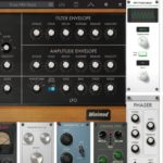 IK Multimedia、Moog、Roland、Prophet、Oberheimサンプラー・インストゥルメントを搭載した新しいビーストマックシンセを発表