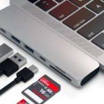 Satechiの新しいPro Hub、2016年のMacBook ProをUSB-Cポートより拡張