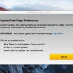 MacOS上でWindowsのバックドアマルウェアがAdobe Flashとして偽装