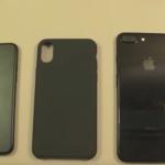 流出したiPhone 8のケースリークとiPhone 7とiPhone 7 Plusを比較