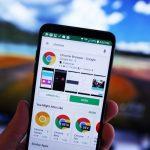 Google Playストアバージョン7.8.16で新しいアプリアイコンが表示