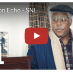 Saturday Night LiveはAmazonエコーが高齢者のために設計されたと想像