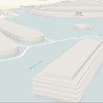 アップルパークの3Dモデル、歩道、アップルマップを詳しく表示可能に