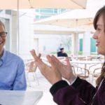 ティム・クック氏はGAADに敬意を表して3度のインタビューでアクセシビリティを「アップルの核となる価値」と呼ぶ