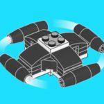 LEGO でfidgetスピナーを作る方法