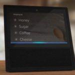 Echo Showデモでは、Alexaが発売前にスクリーンの使用方法を解説