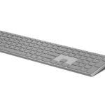 マイクロソフトでは、指紋リーダー付きBluetoothキーボードをリリース