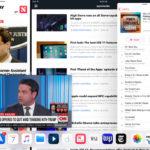 iOS 11:iPadでアプリを3つ開くマルチタスク機能に裏技!さらに4つ目も?