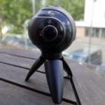 DokiCam、360度撮影することができる自立式のVR対応カメラ