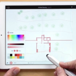 Archisketch:iPad Pro 、Appleサイトで紹介されている建築向けiPad アプリ