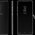 サムスンGalaxy Note 8は、インフィニティディスプレイ搭載?