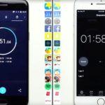 OnePlus 5、Androidの携帯電話は初?スピードテストでiPhone越え!