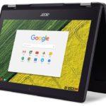 Androidアプリのサポートに、Acer、Lenovo、HPの新しいChromebook