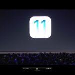 Apple、iOS 11のiPhoneとiPadを発表‼︎  WWDC2017、 Split Screenアプリ間でドラッグアンドドロップなど!