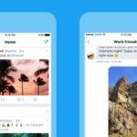 iOS Twitterアプリ、アップデート!リアルタイムのカウント更新とSafariで開くリンク