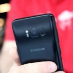 サムスン、Galaxy Note 8にディスプレイ一体型の指紋センサーは断念⁈