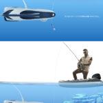 PowerRay  – 釣りのための水中ドローン
