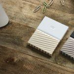 WD、マット・メタリックデザインの新しいMy Passport Ultra Portableドライブを発表