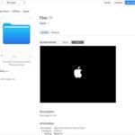 iOS 11のApple 'Files'アプリが、WWDCより前にApp Storeに登場