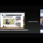 AppleはMacOSのHigh SierraのSafariの改良版、APFSなどを発表‼︎ WWDC2017