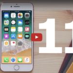 iOS 11レビュー動画:新しいコントロールセンター、再設計されたApp Store、ファイルアプリケーションなど