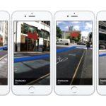 iOS 11 ARKitのデモでは、実世界のナビゲーションと地図POIを紹介