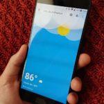 OnePlusは天気予報アプリをGoogle Playにリリース、速いアップデートを提供