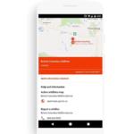 iOS上のGoogle検索とマップアプリのSOSアラートは、危機時の安全を守る