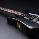 フュージョンは、世界で最も先進的なiOS接続エレキギター