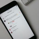 Instagramはスレッド構成のコメントを展開開始