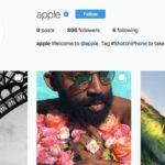 Appleは公式のInstagram開始、「Shot on iPhone」の写真とビデオを共有
