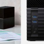 Western Digital、最大20 TBのMy Book RAID USB-Cドライブをリリース