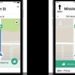 Uberは、アプリ内ドライバライダーのチャット機能を追加して、利便性とプライバシーを向上