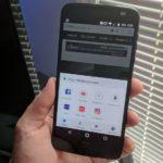 Google、最新のCanaryアップデートで、Android版Chromeの新しい丸い外観をテスト中