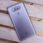 LG V30:次のフラッグシップを示す最初の写真リーク
