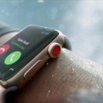 アップル、LTE接続性を備えた新しいApple Watchシリーズ3を正式に発表!